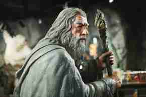 gandalf statue at weta