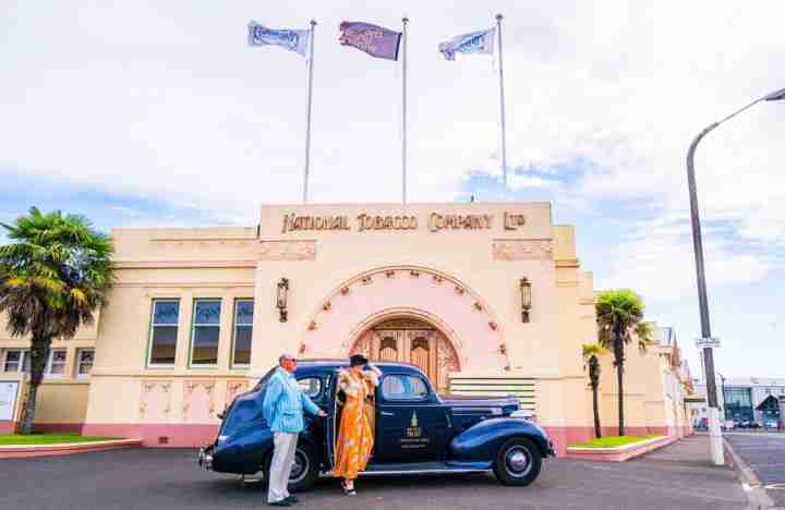 hawkes bay vintage car tour