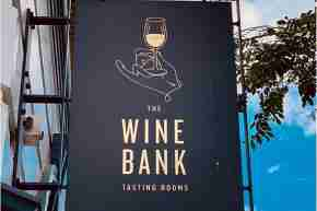 The Wine Bank